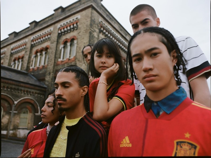 adidas unveils its line-up of home jerseys for UEFA EURO2020TM, united by art and football