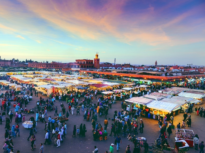 Morocco Rising. Innovators and entrepreneurs to meet in Marrakesh to offer their visions of the coun