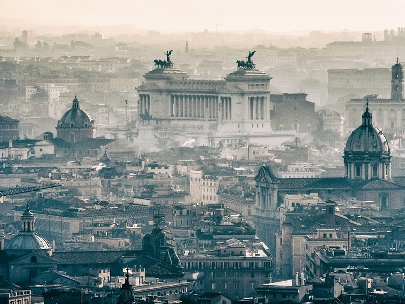 Will Artificial Intelligence be a Danger to the Cultural Heritage of our Greatest Cities?