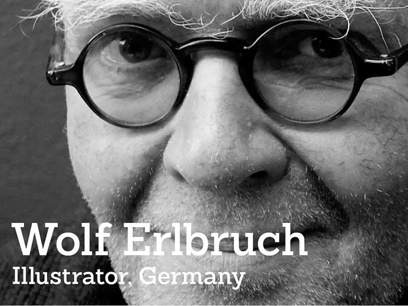 Wolf Erlbruch is the 2017 Astrid Lindgren Memorial Award Laureate