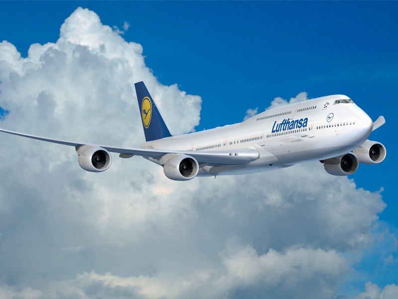 Lufthansa Content Available on thenewsmarket.com