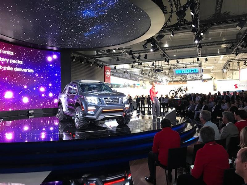 Auto Futures present the 67th IAA Commercial Vehicles in Hannover, Germany