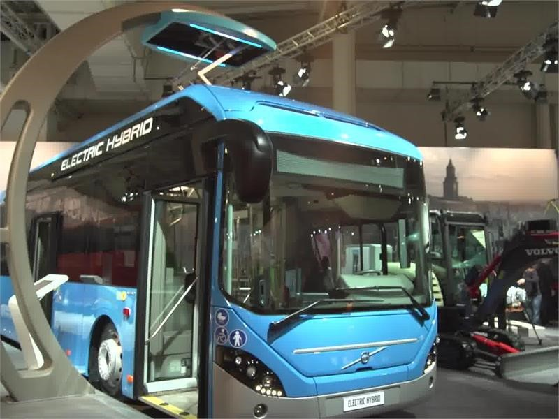 Volvo Buses at the 67th IAA Commercial Vehicles