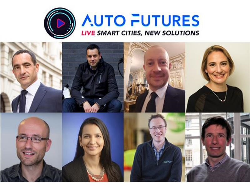 New speakers announced – Auto Futures Live, 'Smart cities, new solutions'