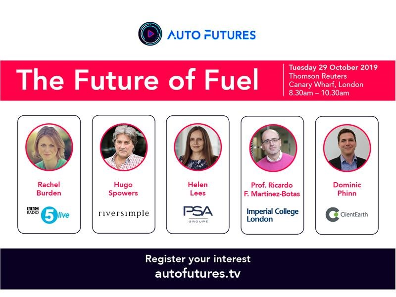 Your Invitation to Auto Futures Live: The Future of Fuel