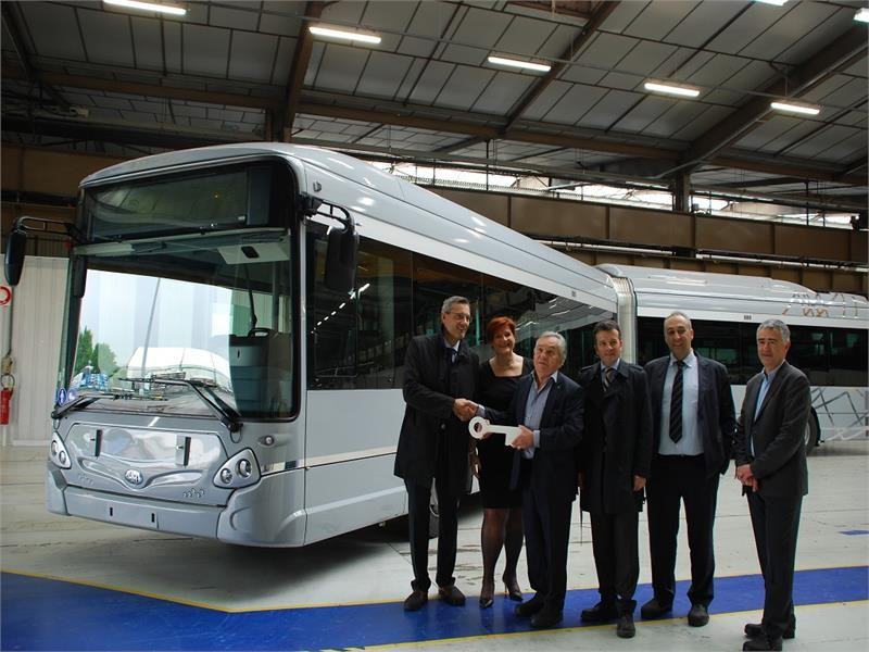 Heuliez Bus Delivers its 500th GX Hybrid and Confirms its Leadership