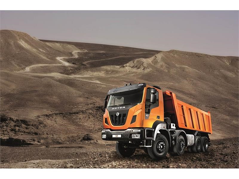 ENAGEO chooses the ASTRA HD9 to conduct seismic surveys in Algeria