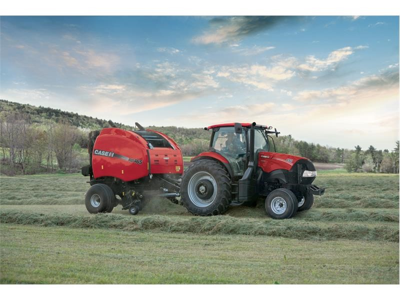 Case IH Brings Back Maxxum® Series 2WD Tractors for 2017