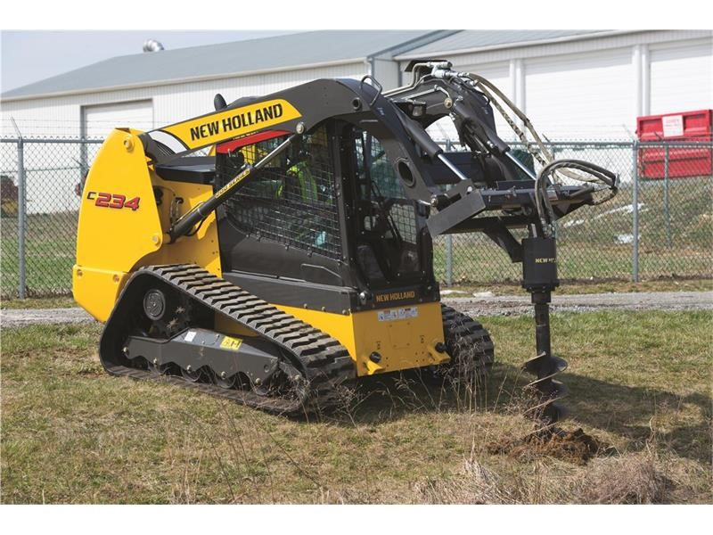 New Holland Construction Adds C234 to Compact Track Loader Line-up