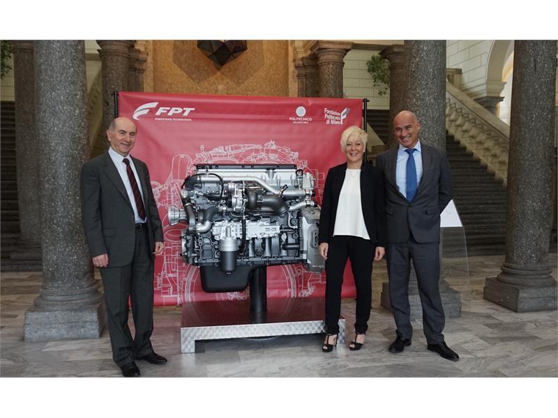 FPT Industrial Renews and Expands Partnership with Politecnico di Milano and Fondazione Politecnico di Milano