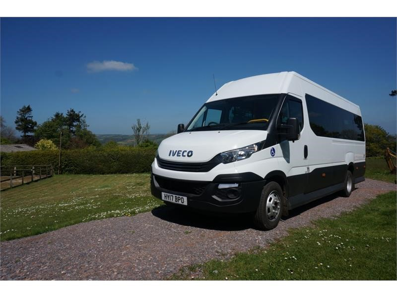 Courtside Conversions Awarded IVECO'S BUSMASTER Certification