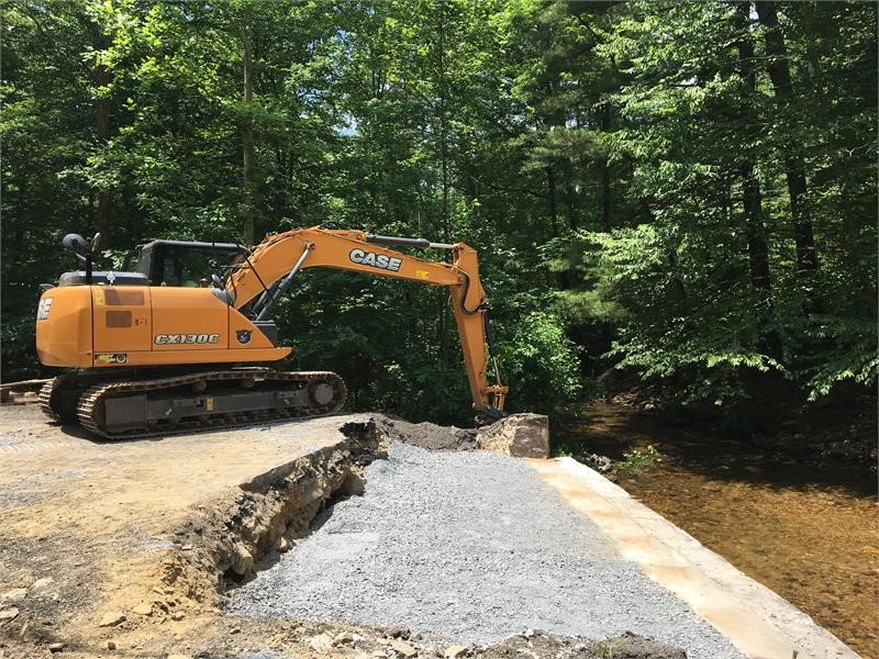 Quincy Township, Pennsylvania Wins 2017 Dire States Grant for Rehab  of Old Forge Bridge