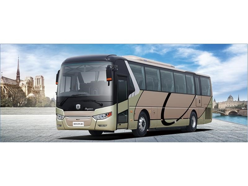 FPT Industrial Together with Zhongtong to Develop First Euro VI Step a Bus for Hong Kong Market