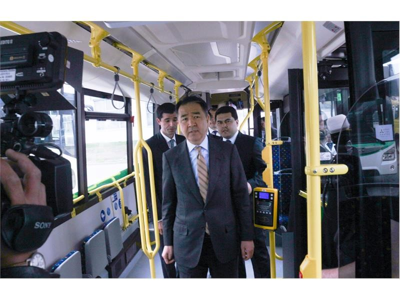 Astana, host city of Expo 2017, renews its confidence in IVECO BUS: with the supply of 210 Urbanway, it will count 570 IVECO buses in its fleet