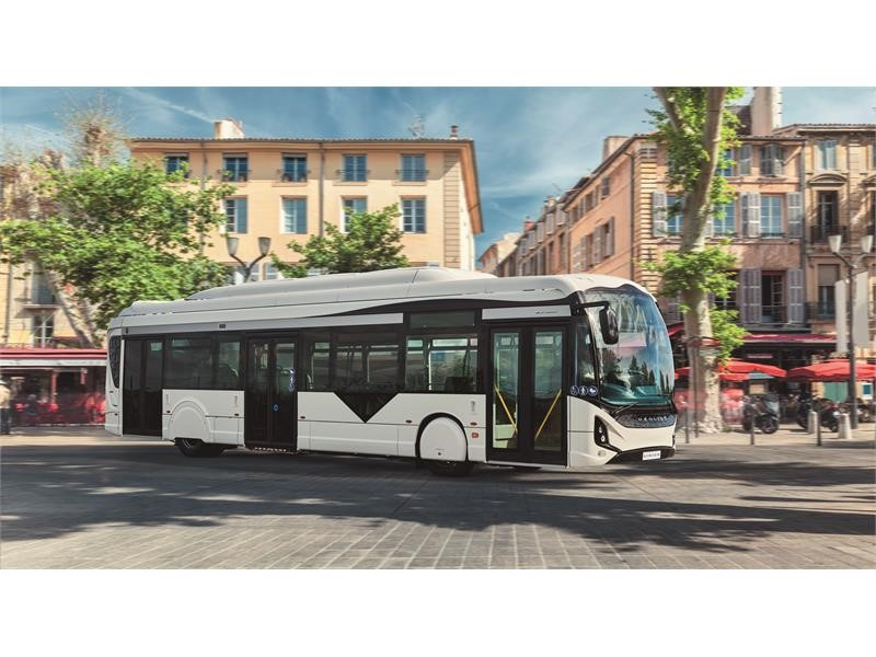 Heuliez Bus and Forsee Power join forces to accelerate electromobility in France and abroad