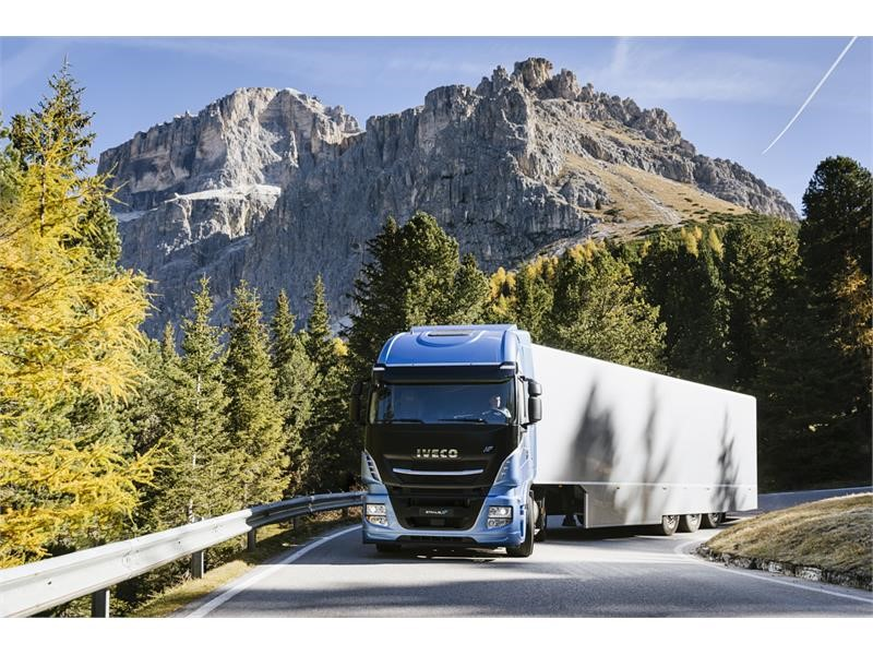 IVECO strengthens its leadership in LNG trucks
