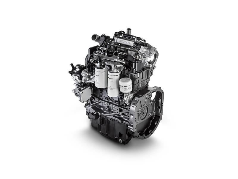 """New Power for Farmers"": FPT Industrial Launches its New N36 Stage V Engine for Off-Road Applications at Agritechnica 2017"