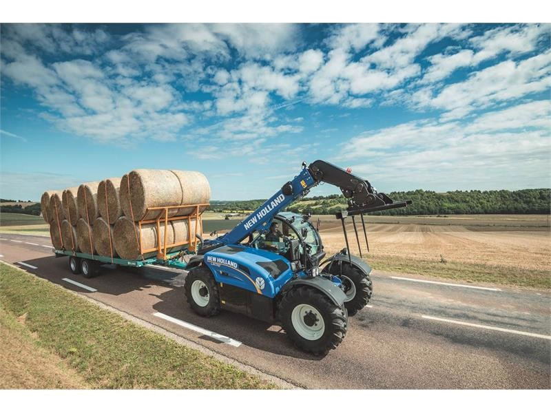 New Holland LM telehandlers Tier 4B: More power, added features, greater value