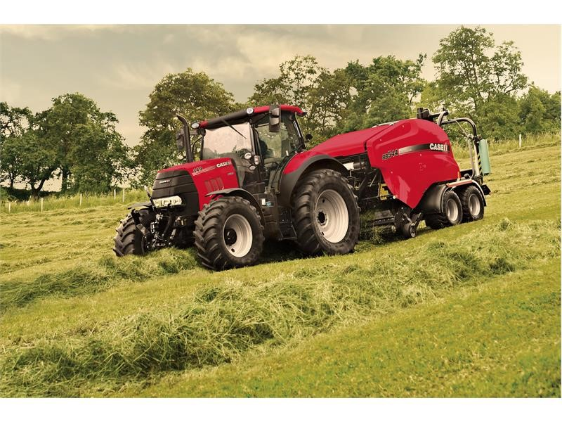 Case IH to launch flagship Quadtrac CVX and new Puma models at LAMMA 2018