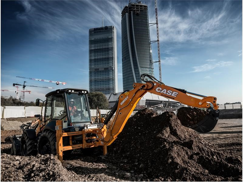 CASE to show renewed offering for the Road Building, Urban, Recycling and Quarry industries at Intermat 2018