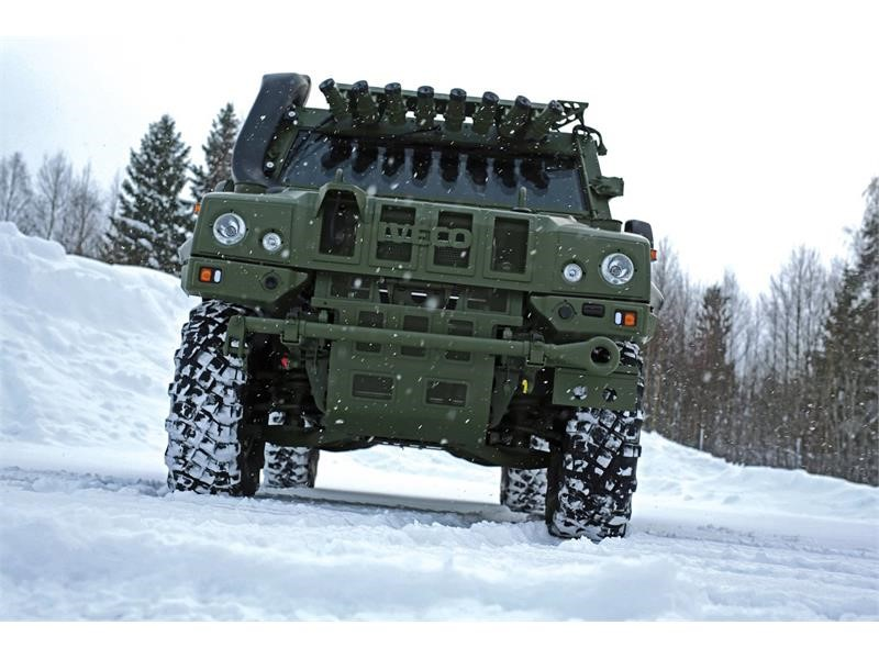 Iveco Defence Vehicles delivers final tranche of Light Armoured Vehicles to the Norwegian Army