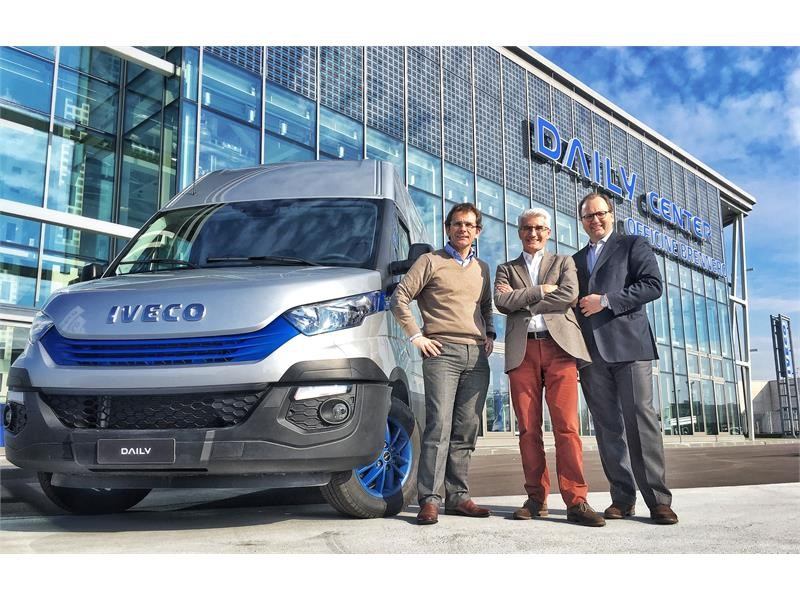 IVECO and BNP Paribas Leasing Solutions join forces to foster energy transition in the commercial vehicles industry with Green Finance schemes