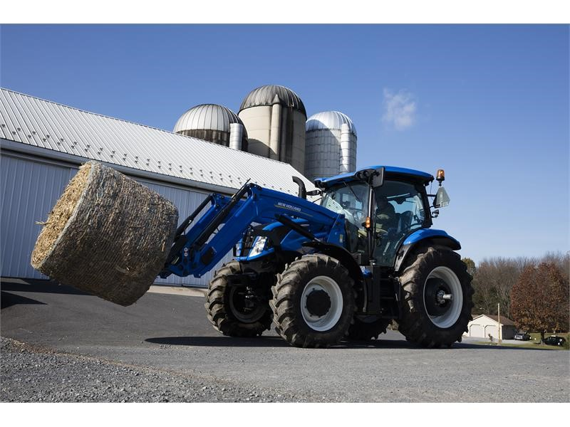 New Holland Agriculture Introduces Visibility and Productivity-Enhancing LA Series Loaders