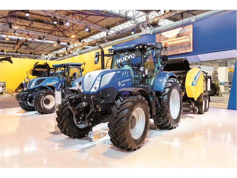 New Holland T7.225 wins Tractor de España 2018 Award at FIMA show