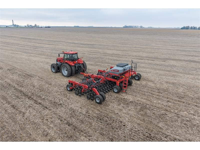 Case IH Seeding Equipment Enhancements Make Every Seed Count