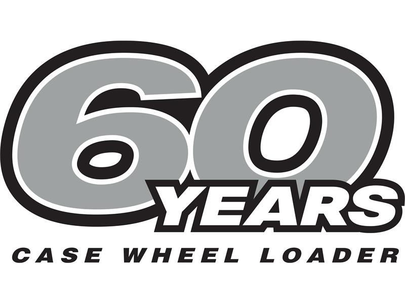 CASE Celebrates 60 Years of Wheel Loader Manufacturing in 2018