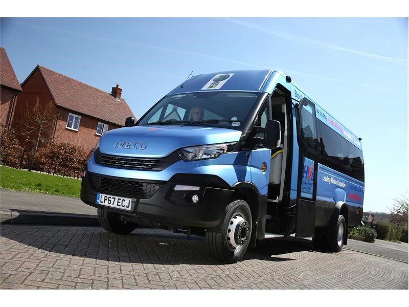 'Sublime' Hi-Matic transmission swings 21-vehicle PHVC contract for IVECO BUS