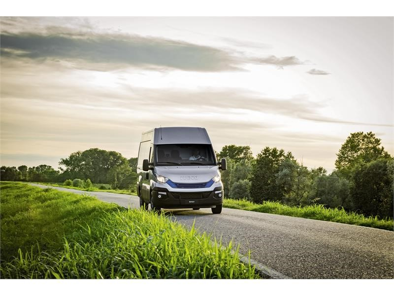 IVECO Daily Blue Power continues to reap awards across Europe and wins Van of the Year 2018 title in Denmark