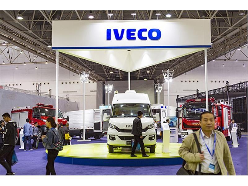 久负盛名的Daily和New Eurocargo齐聚武汉,进口依维柯最强改装车阵容闪耀2017中国国际商用车展