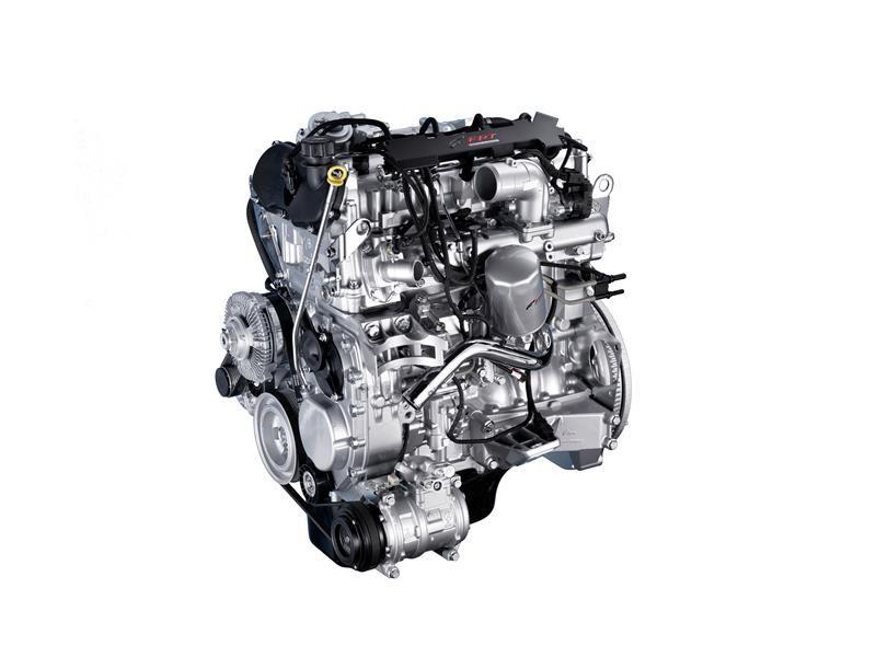 菲亚特动力科技在北京车展展出F1C欧六发动机