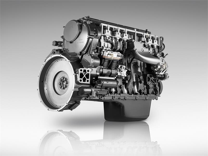 菲亚特动力科技新款天然气发动机C9全球首发