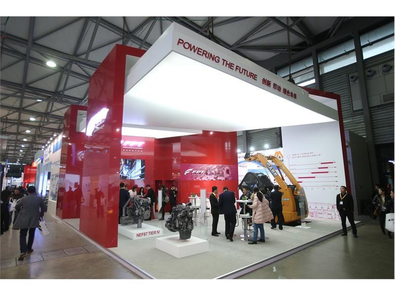 高标准,绿动力,菲亚特动力科技亮相2016上海宝马展