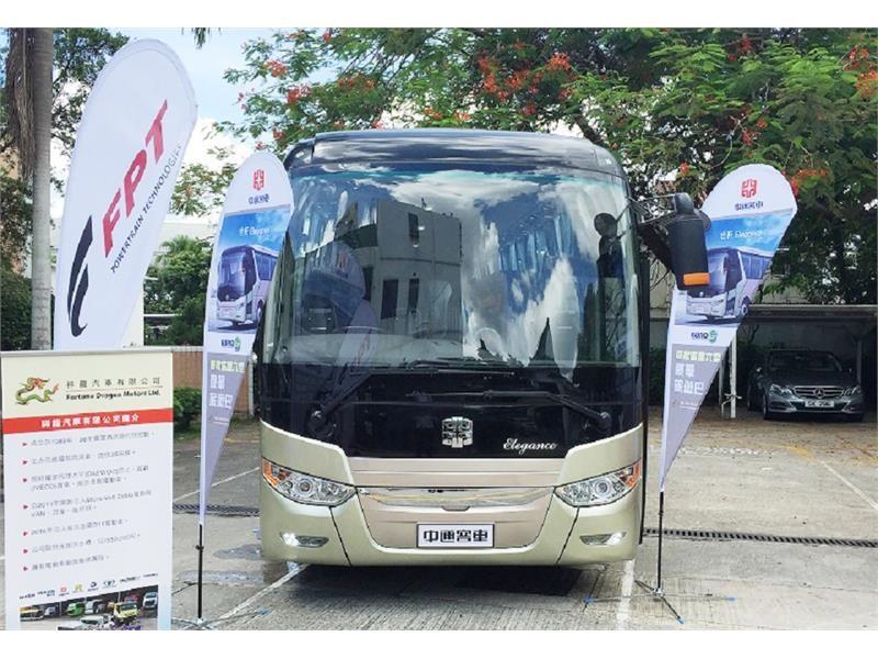 菲亚特动力科技助力中通客车携首台欧六A阶段排放客车成功进入香港市场