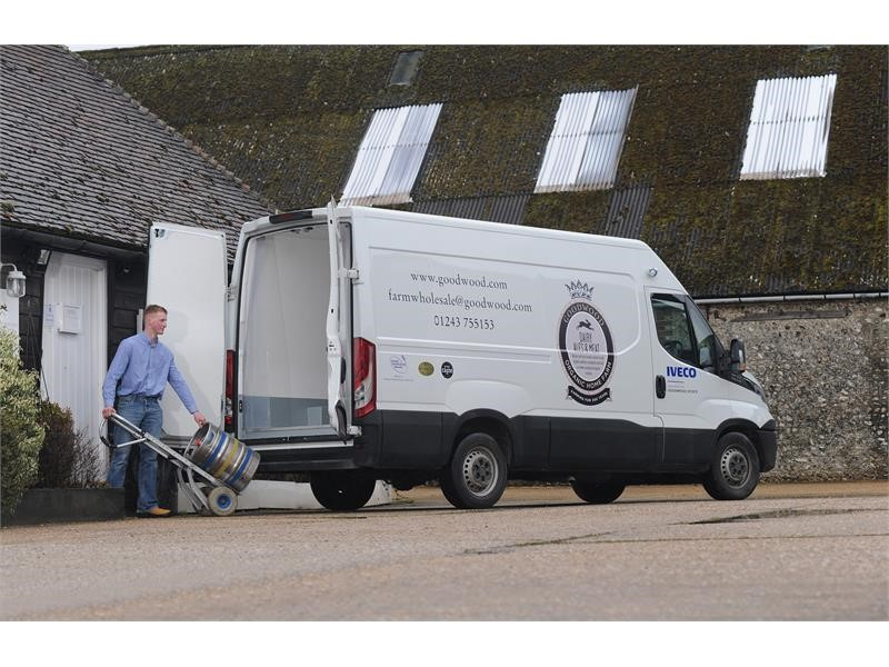 IVECO joins CNH Industrial brands as official partners to historic Goodwood Estate