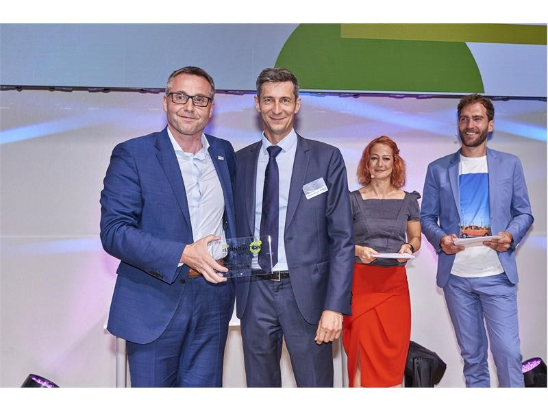 IVECO BUS wins Public Transport Innovation Award for its new-generation zero-emission trolleybus