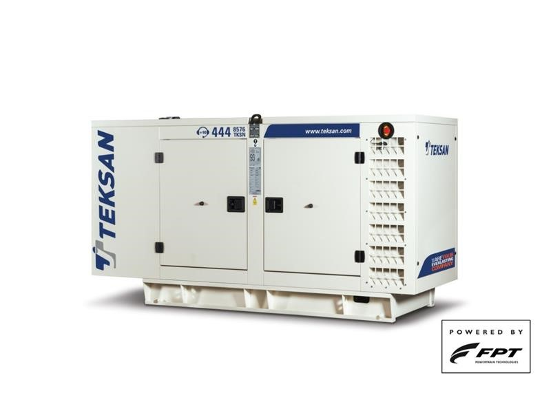 FPT INDUSTRIAL IS NOW A PARTNER OF TEKSAN GENERATOR