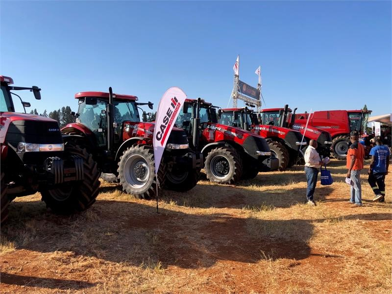 Case IH proves equipment robustness and service excellence at ADMA Agrishow