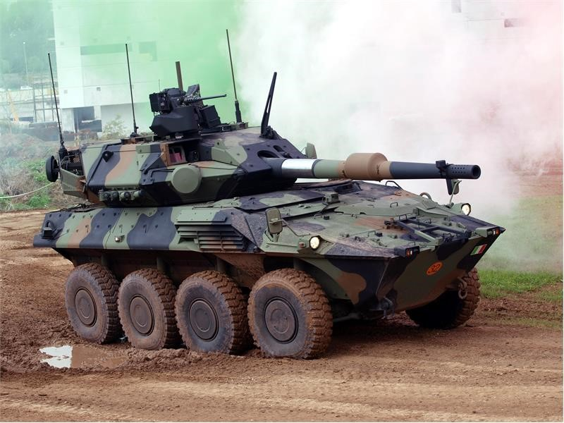 Iveco Defence Vehicles, shareholder of the Iveco - Oto Melara Consortium (CIO), is awarded a contract to deliver ten Centauro II Armored Vehicles t...