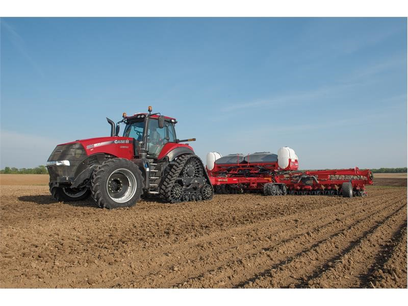 New Magnum Series Tractor Updates from Case IH Boost Productivity and Performance