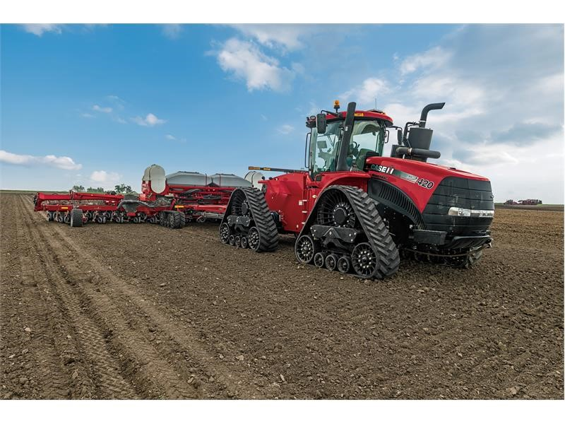 Building on Proven Performance, Case IH Launches New Features for Steiger Series Tractors