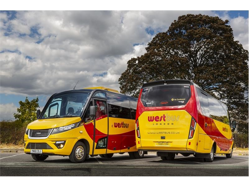 IVECO Daily midicoaches comfortably the best on the market for Westbus