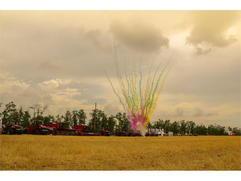 Spirit of the Cossacks shines through Case IH machinery field day