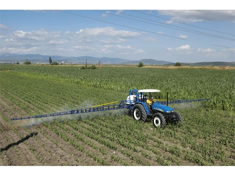 Mandalay farm boosts productivity with New Holland TD95 and TT75 tractors