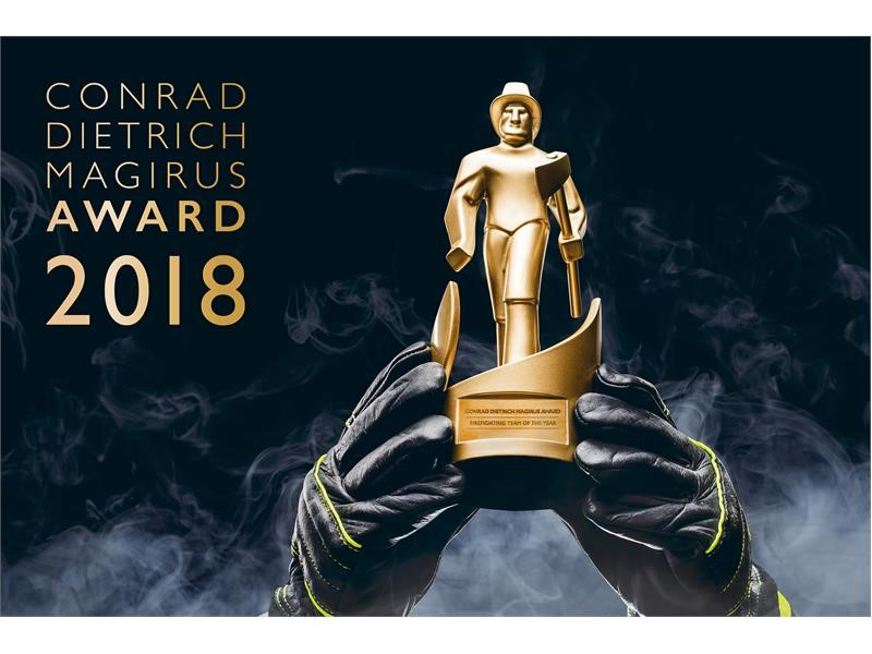 Conrad Dietrich Magirus Award 2018 – apply now and win