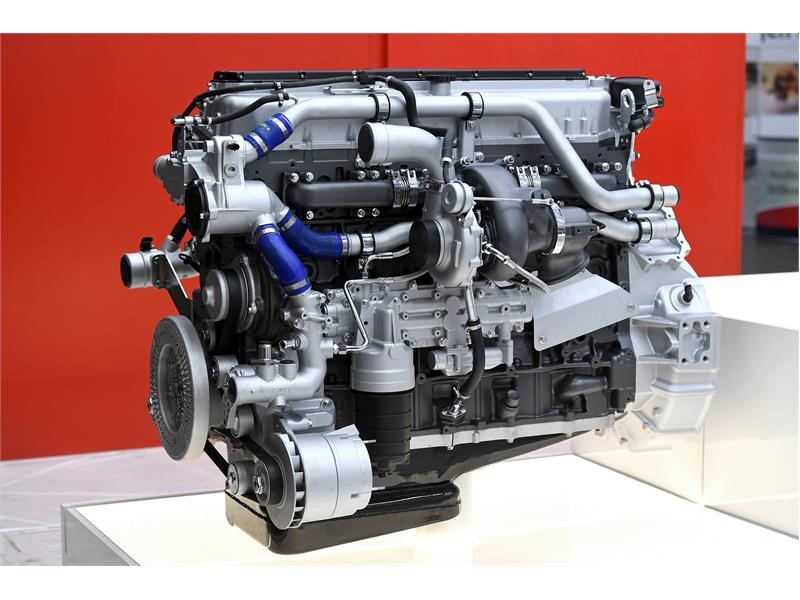 FPT INDUSTRIAL PRESENTS ITS CURSOR 13 NATURAL GAS ENGINE SPECIFICALLY DESIGNED FOR BUSES AT IAA 2018 EXHIBITION IN HANNOVER