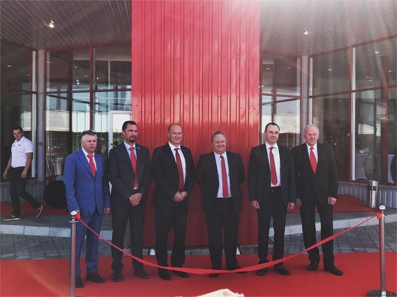 New Case IH Dealership in Rivne